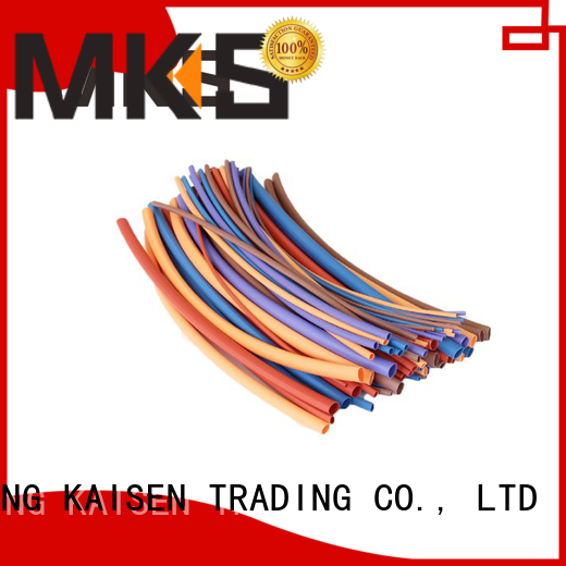 MKS heat shrinkable tube promotion for inductor