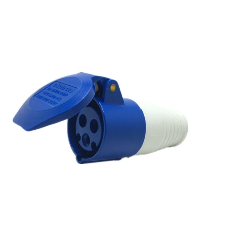 Wholesale best price 110V 220V 380V 16A 32A 64A 125A industrial plug&socket