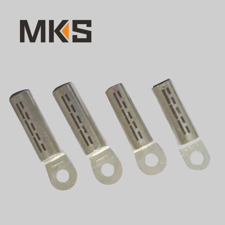 DIN Standard AU Aluminium Crimp Cable Lug For Connecting