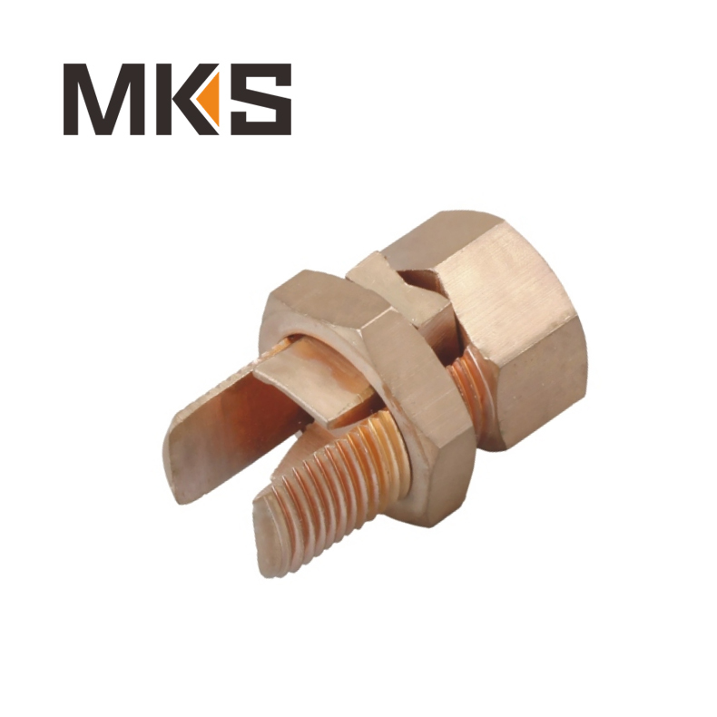 close-end clamp screw wire to wire joint nut terminals cable connectors