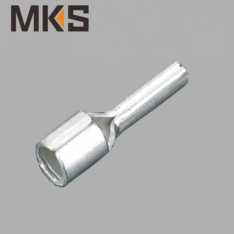 PTN series Non-insulated naked pin wire terminal