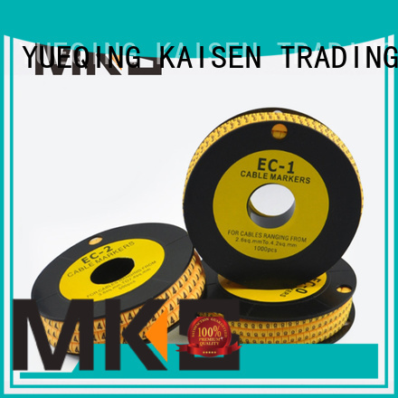 MKS softness cable tag supplier for workshop