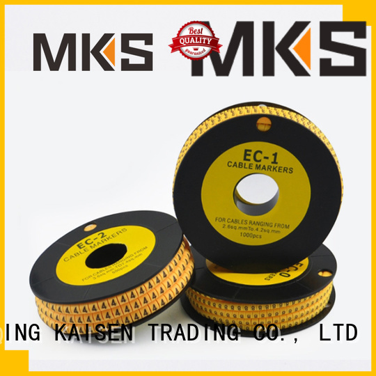 MKS cable marker at discount for factory