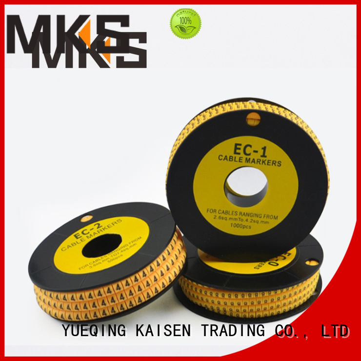MKS cable marker at discount for workshop