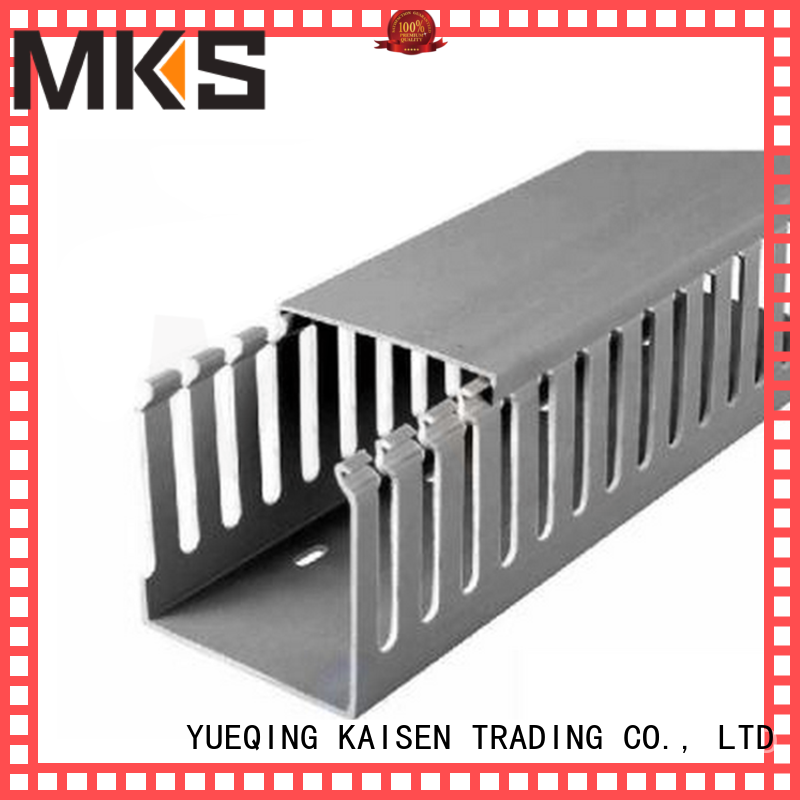 MKS professional pvc trunking promotion for plants