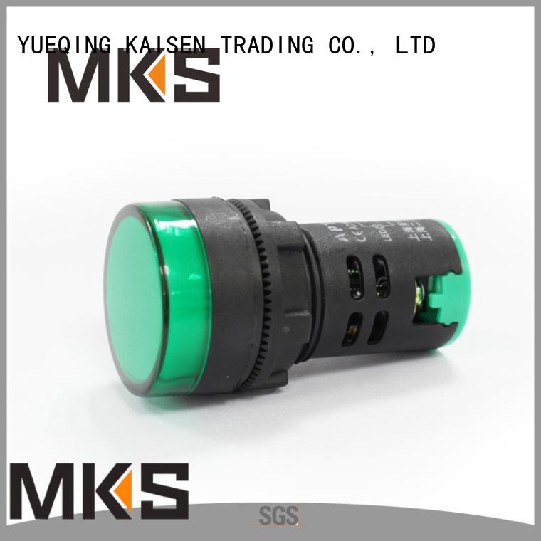 MKS signal light design for refrigerator