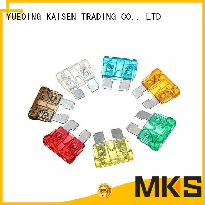 MKS accurate car fuses supplier for motorcycles
