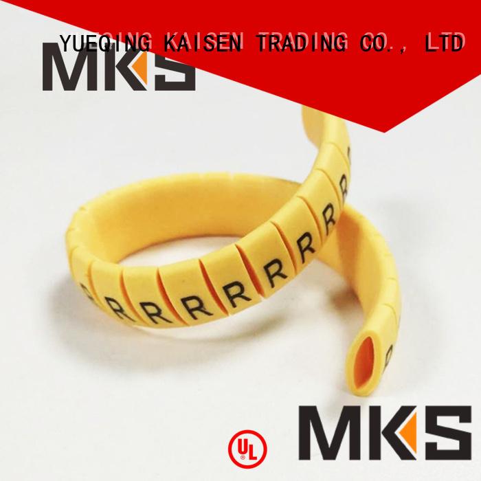 MKS delicate cable marker wholesale for workshop