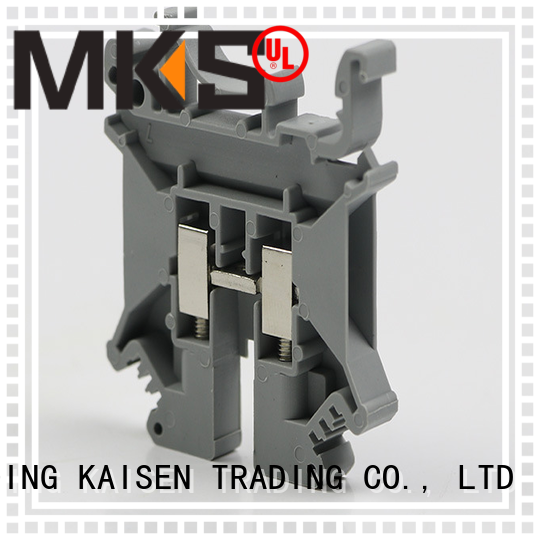 MKS terminal strip promotion for plants