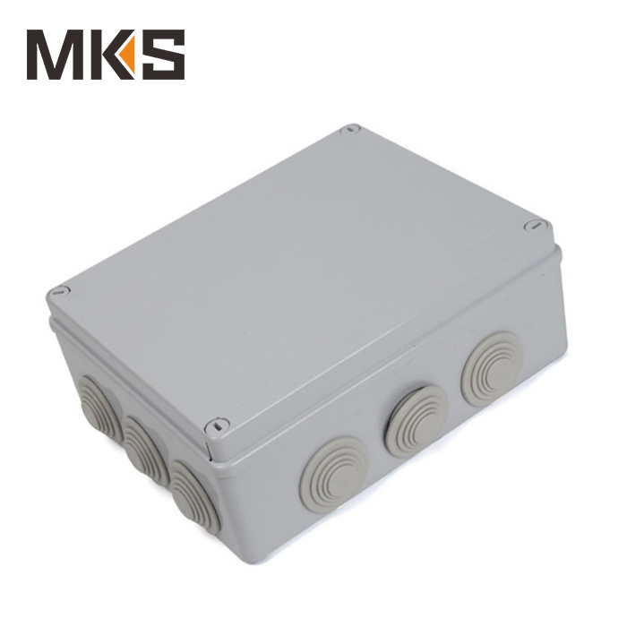 RS-AG-241990 junction box with rubber seal
