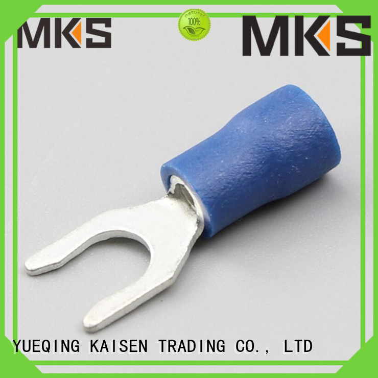 MKS long lasting cable connector wholesale for shipping