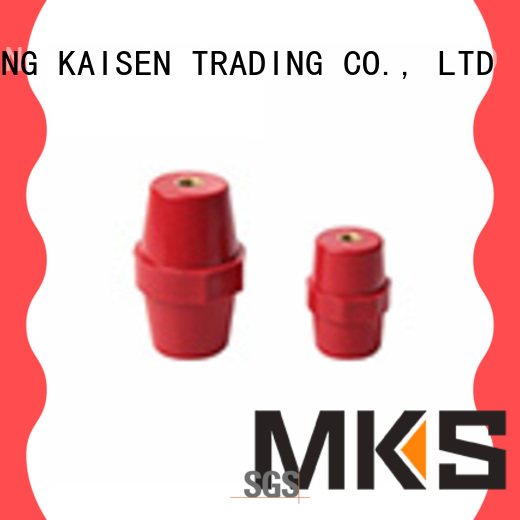 MKS long lasting electrical insulator directly sale for machinery