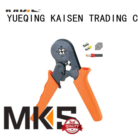 MKS stable cable crimper inquire now for cable terminals for wire presser modules