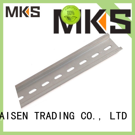 MKS high quality rail din design for module socket